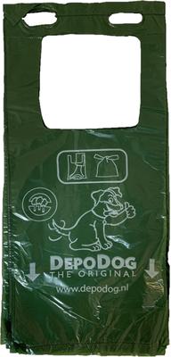 Groene Hondenpoepzakjes