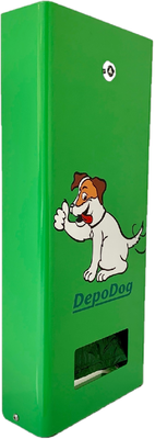 DepoDog Junior XL, 600 hondenpoepzakjes