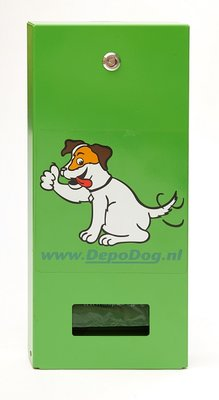 DepoDog Junior Dispenser