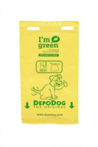 Duurzame hondenpoepzakjes afbreekbaar